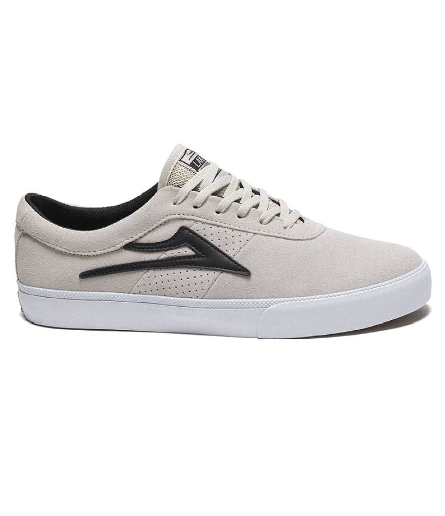LAKAI FOOTWEAR LAKAI SHEFFIELD - WHITE