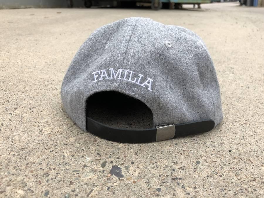 FAMILIA SKATESHOP FAMILIA F. HAT