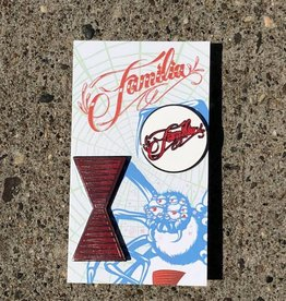 FAMILIA SKATESHOP FAMILIA WIDOW PIN SET