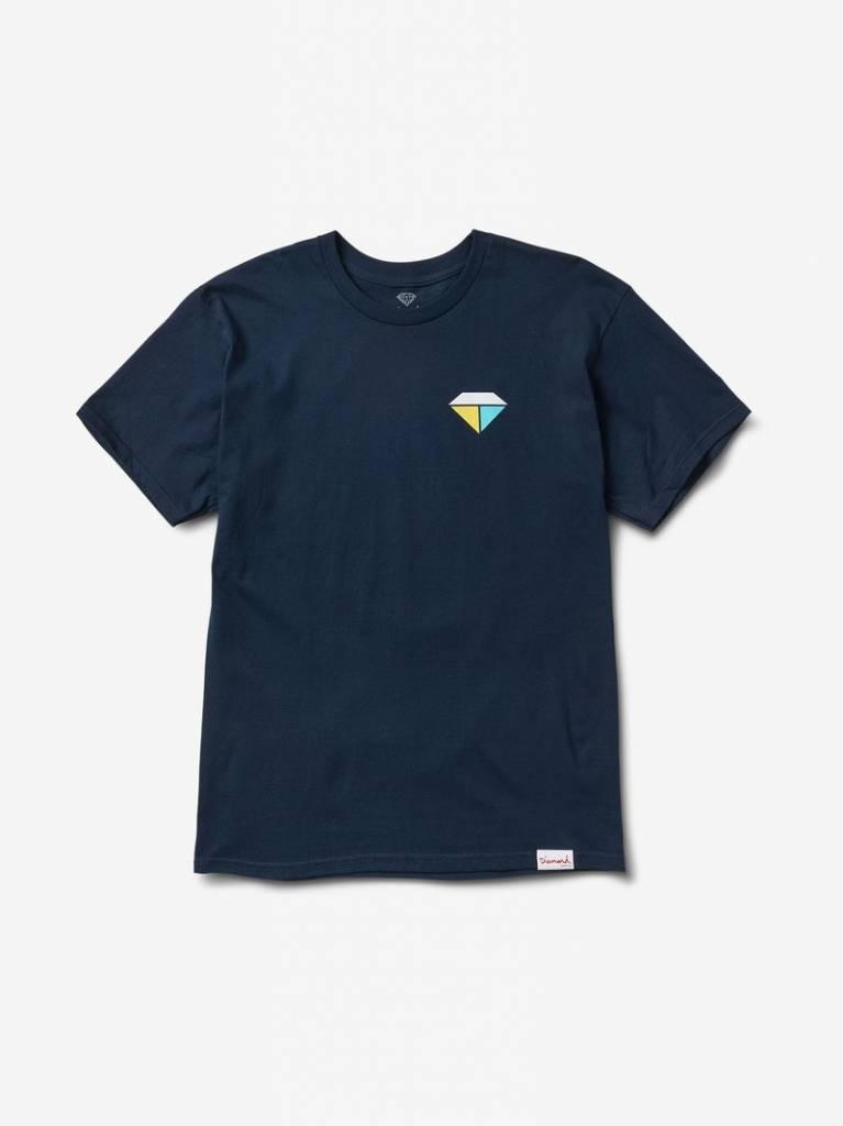 DIAMOND SUPPLY CO DIAMOND BOATS & BOLTS TEE