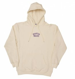 QUARTER SNACKS QUARTER SNACKS ARCH HOODY - CREAM