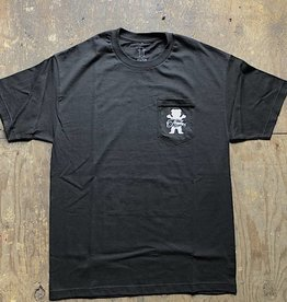 GRIZZLY GRIPTAPE GRIZZLY X FAMILIA POCKET TEE