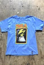 FAMILIA SKATESHOP FAMILIA RAMP TEE YOUTH
