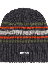DIME DIME STRIPED BEANIE