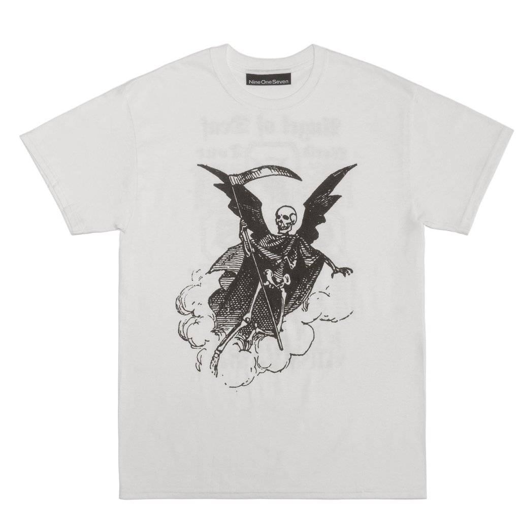 917 917 ANGEL OF DEAF TEE