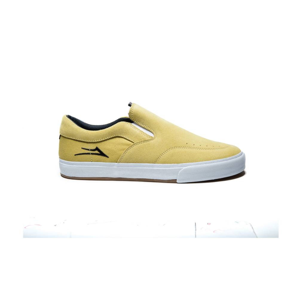 LAKAI FOOTWEAR LAKAI OWEN - YELLOW