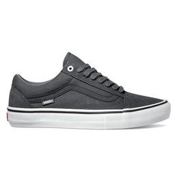 VANS VANS OLD SKOOL PRO - FORGED IRON