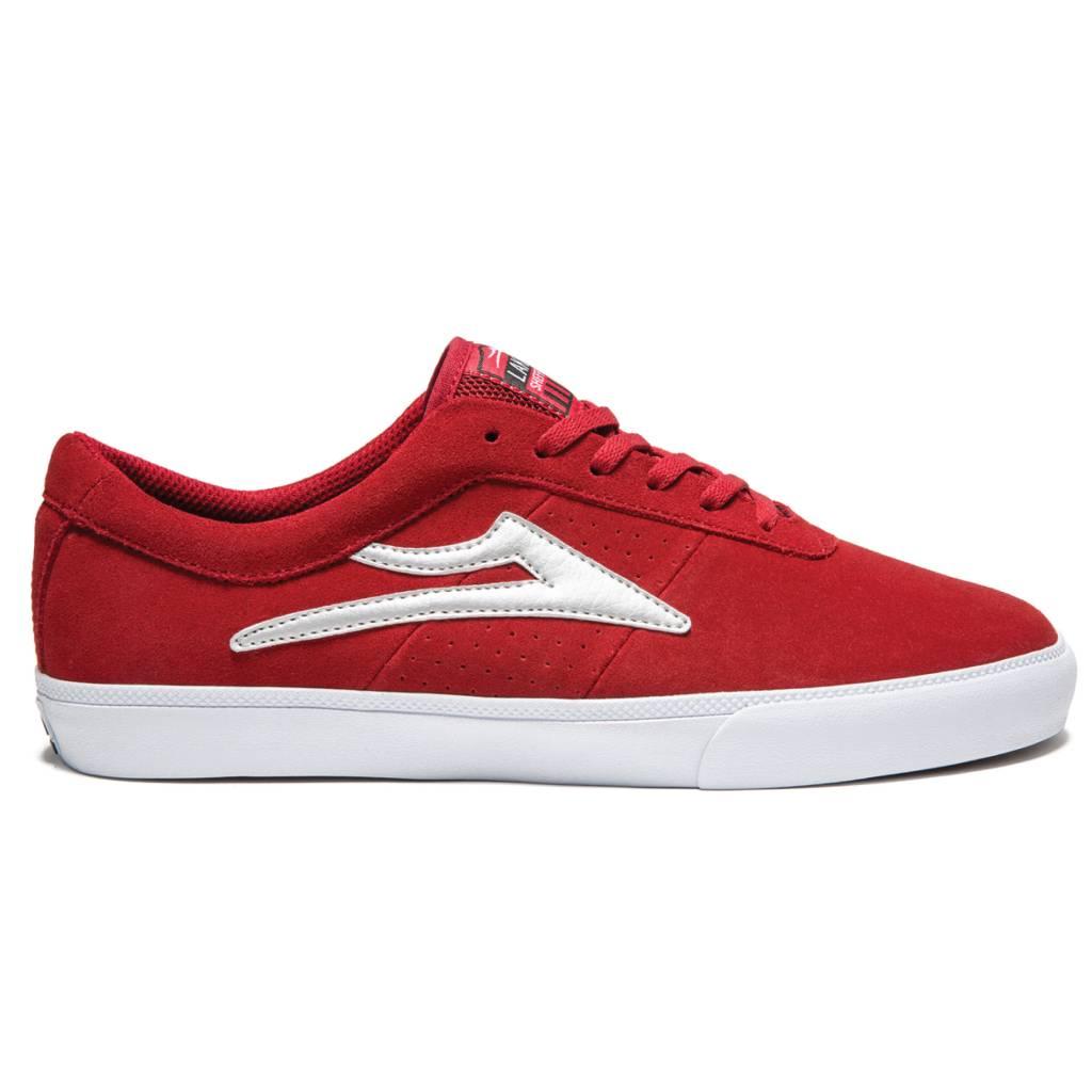 LAKAI FOOTWEAR LAKAI SHEFFIELD - RED