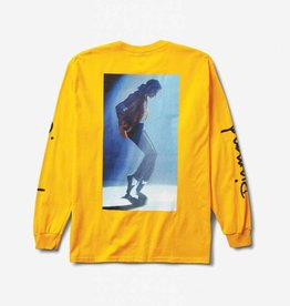 DIAMOND SUPPLY CO DIAMOND X MICHAEL JACKSON L/S