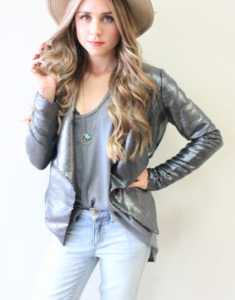 BB Dakota BB Dakota Brice Sequin Jacket