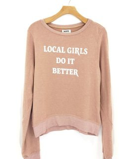 Mate the Label Mate the Label Local Girls Gigi Jumper