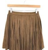 BB Dakota BB Dakota Barton Fringe Skirt