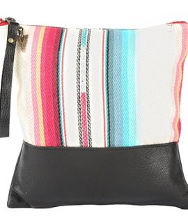 Vaalbara Vaalbara Medium Tulum Clutch - Black