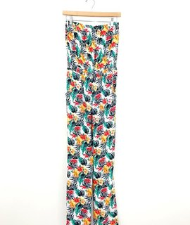 Lucy Love Lucy Love Better Life Strapless Jumpsuit