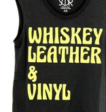 Chaser Brand Chaser Whiskey & Leather Graphic Tee