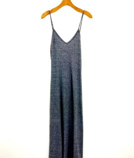 Chaser Brand Chaser Scoop Back Maxi Ribbed Dress