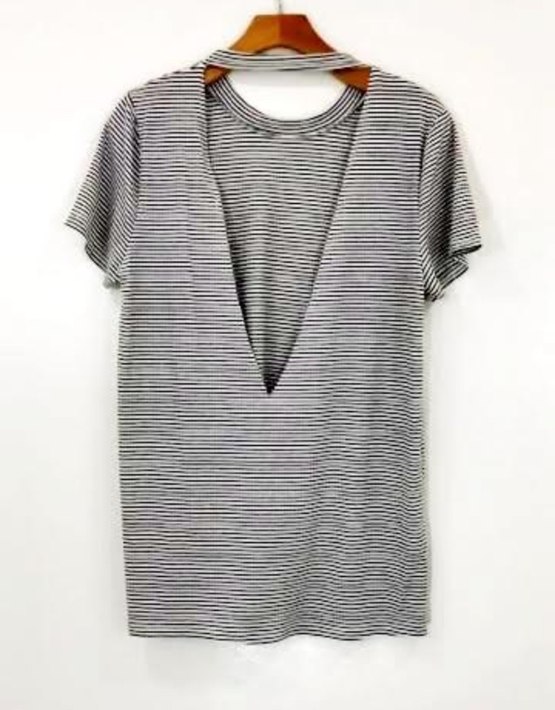 Audrey 3+1 Audrey 3+1 Low V Neck Top