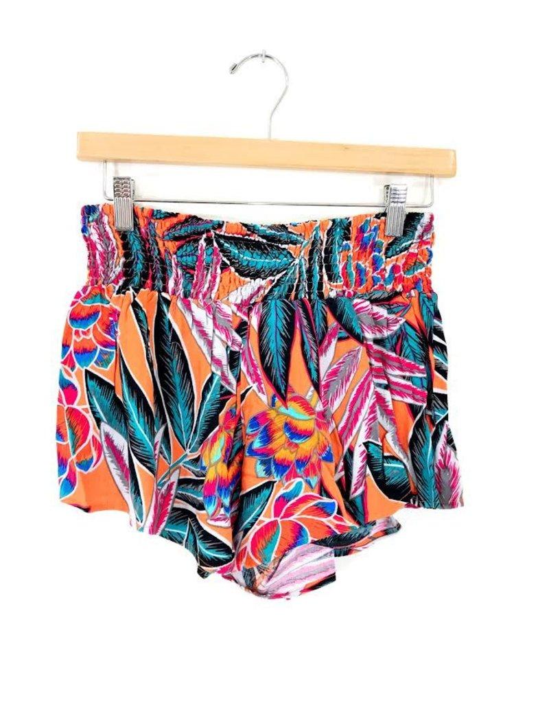 BB Dakota BB Dakota Feliz Swing Shorts