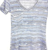 Z Supply Z Supply Nautical Stripe Pocket Tee