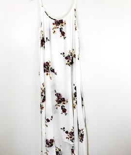 Love Stitch Love Stitch Printed Maxi Dress