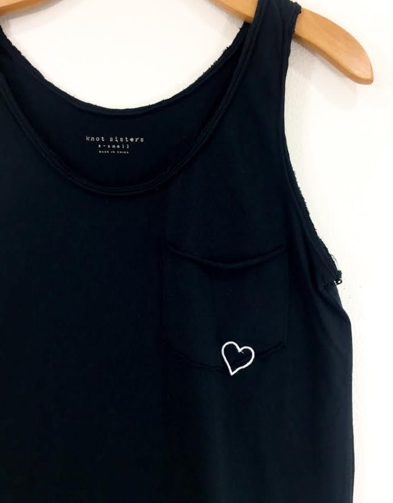 Knot Sisters Knot Sisters Amour Tank