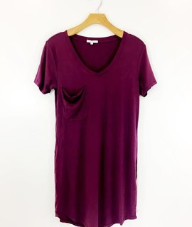 Z Supply Z Supply The Pocket Tee Dress