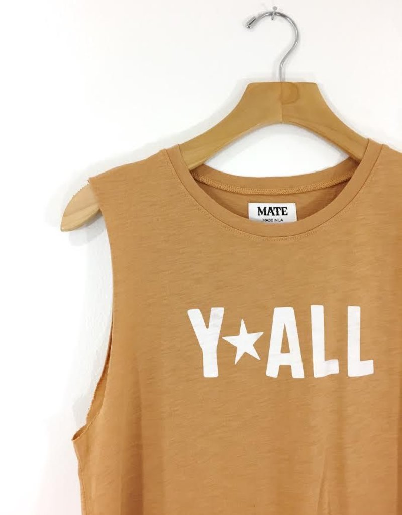 Mate the Label Mate the Label Y'All Mate Tank