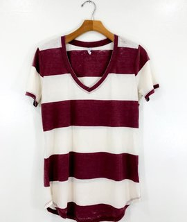 Z Supply Z Supply The Venice Stripe Tee