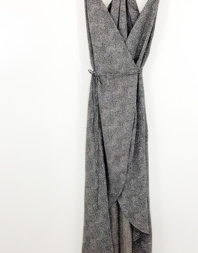 Lucy Love Lucy Love On Repeat Overall Midi Dress
