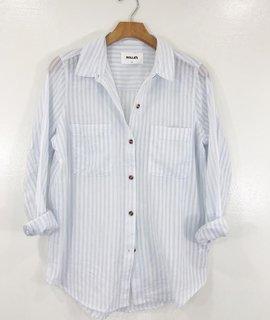 Rollas Jeans Rollas Breeze Button Up Shirt