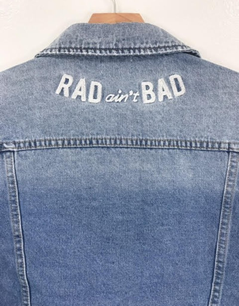 Amuse Society Amuse Society Outlands Jacket Rad Aint Bad