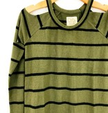 Chaser Brand Chaser Love Knit Cold Shoulder Raglan