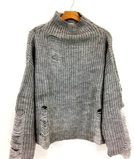 Lush Clothing Get Cozy Turtle Neck Sweater