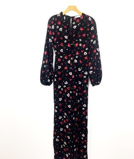 Lush Clothing Poppy Pantsuit