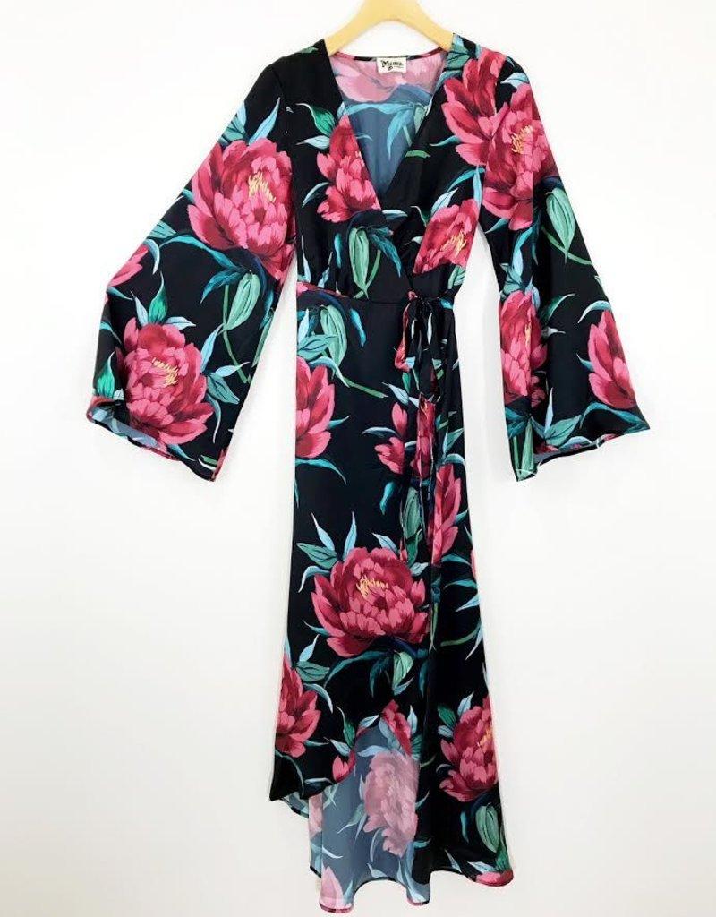 Show Me Your Mumu Show Me Your Mumu Anita Wrap Dress