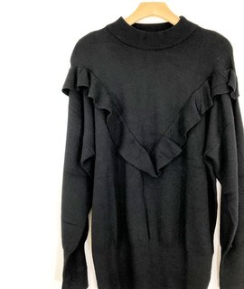 Lush Clothing Olivia Ruffle Sweater