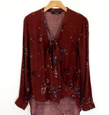 Knot Sisters Knot Sisters Jimmy Blouse