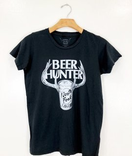 Bandit Brand Bandit Brand Beer Hunter Womens Tee