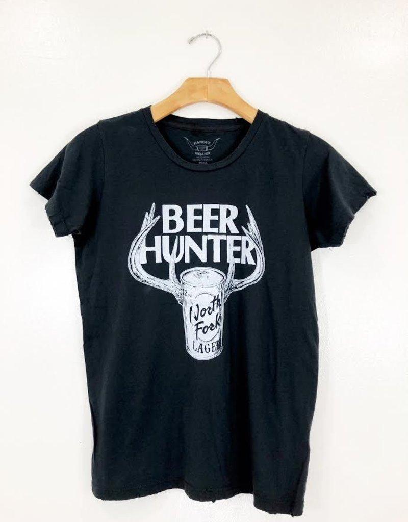 Bandit Brand Bandit Brand Beer Hunter Womens Tee