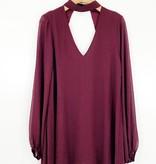 Show Me Your Mumu Show Me Your Mumu Josephine Bell Dress Chiffon