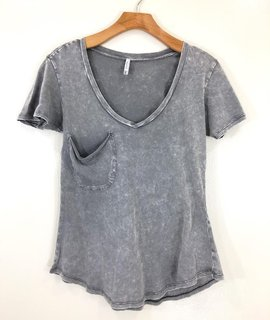 Z Supply Z Supply The Washed Cotton Pocket Tee