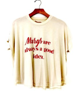 Show Me Your Mumu Show me Your Mumu Emerson Tee - Margs Always