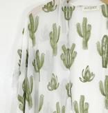 Audrey 3+1 Audrey 3+1 Cactus Chiffon Cardigan