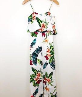 Lush Clothing Lush Floral Midi Dress