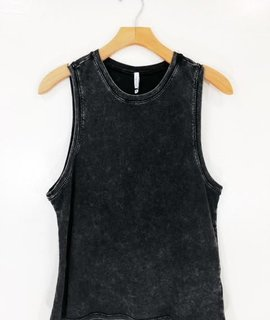 Z Supply Z Supply The Washed Cotton Muscle Tank