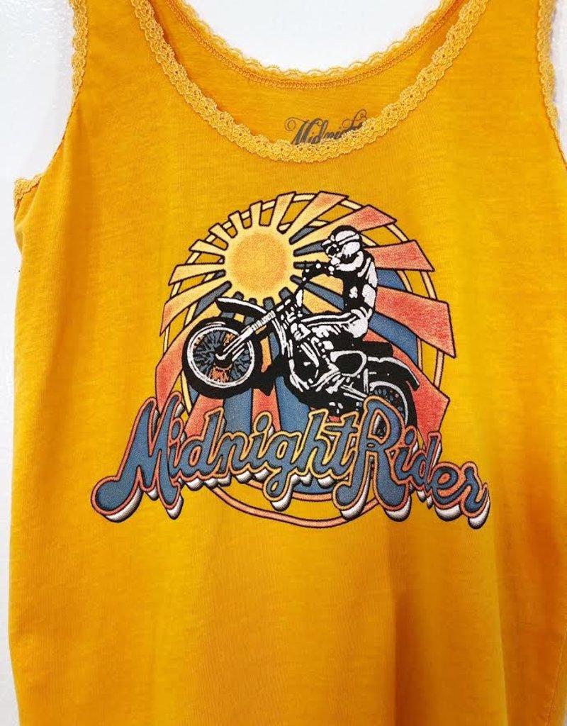 Midnight Rider Midnight Rider Motocross Lace Tank