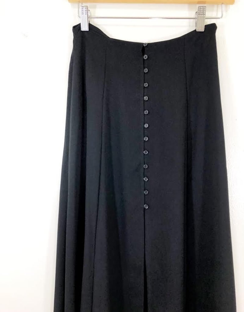 Lush Clothing Lush Clothing Button Down Skirt