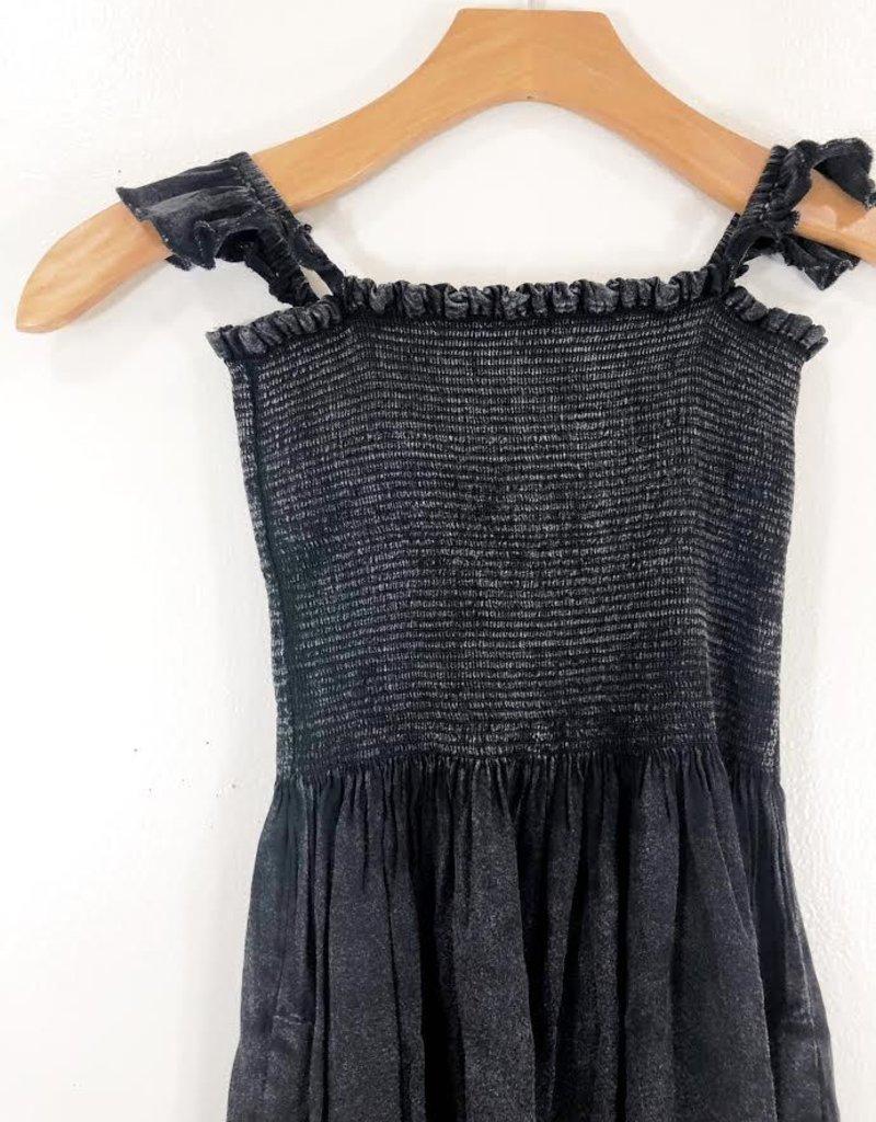 Chaser Brand Chaser Brand Smocked Off the Shoulder Flutter Sleeve Mini Dress
