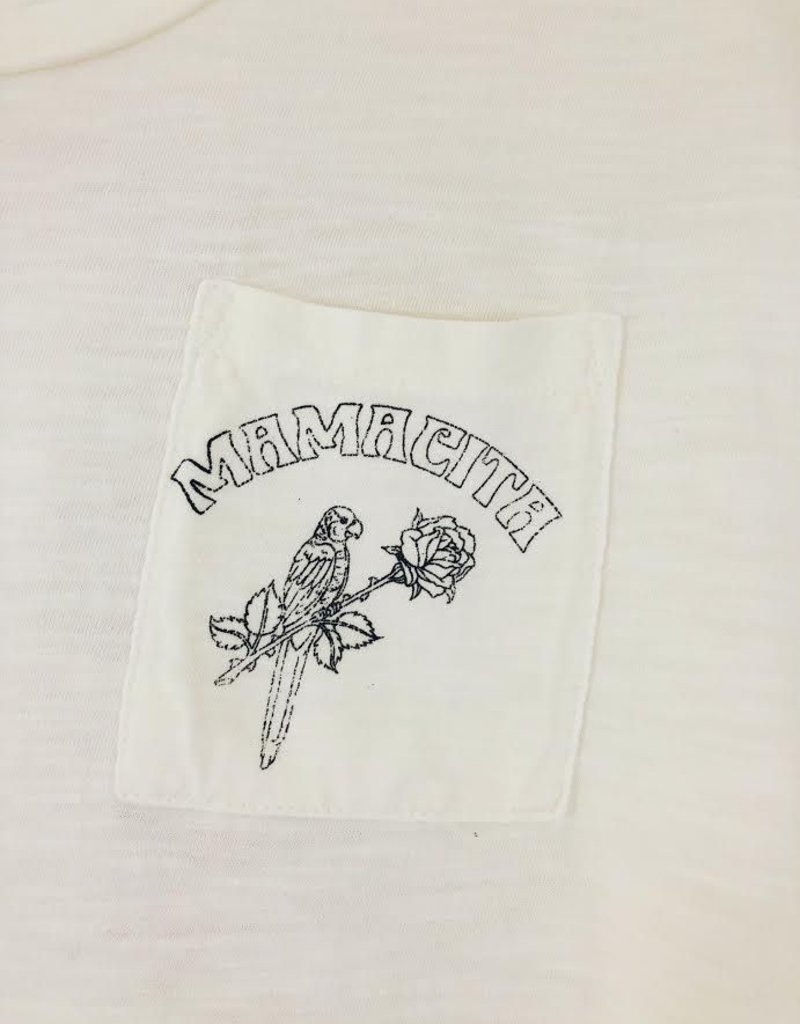 Midnight Rider Midnight Rider Mamacita Pocket Tee