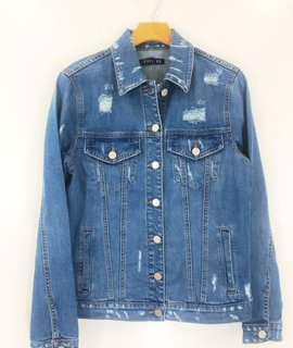 Level 99 Level 99 June Denim Jacket